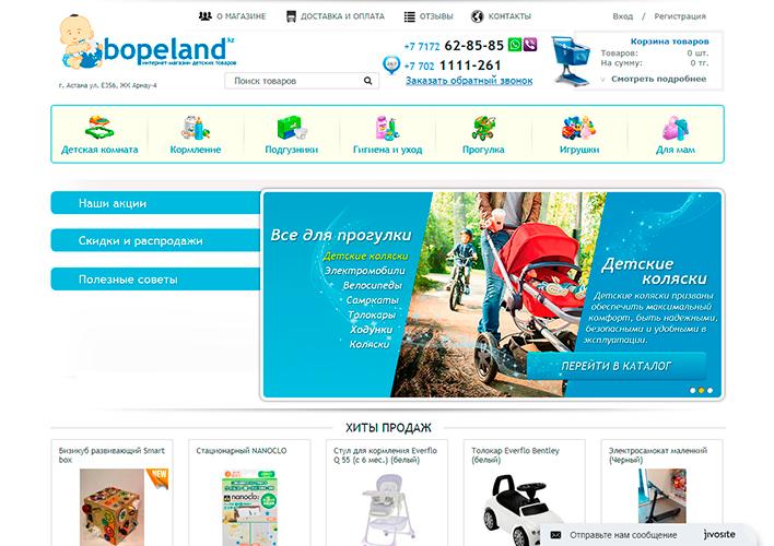 Bopeland